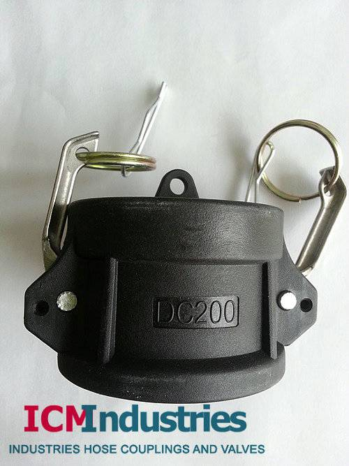 PP Camlock coupling Type DC