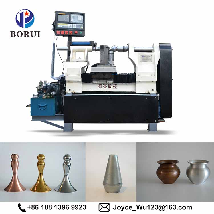 cnc metal spinning lathe equipment machine for metal forming