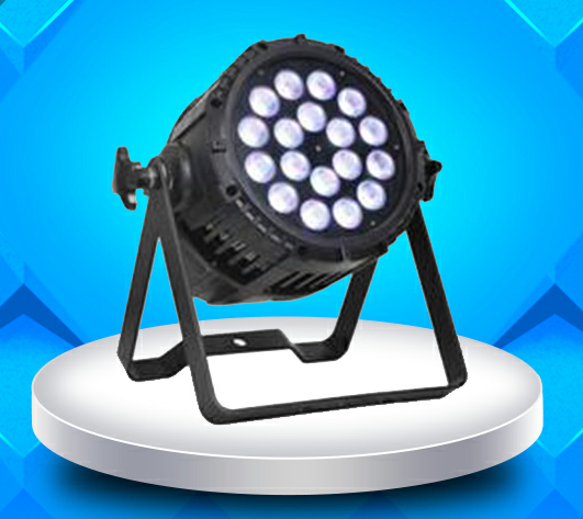 18PCS 10W Waterproof RGBW 4 In1 LED Stage Lighting LED Par Light