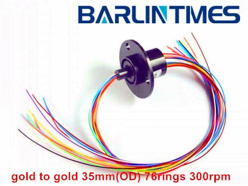 35mm Diameter Capsule Slip Ring