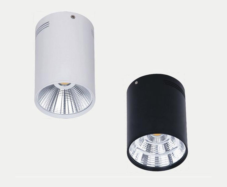 10w/15w/20w LED surface mounted downlight led panel light CE ROHS in high quality and long life