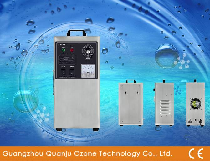2g portable ozone generator for air purification