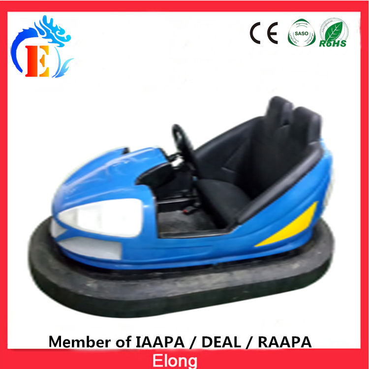 Elong high quality floor bumper car for kids and adults in China