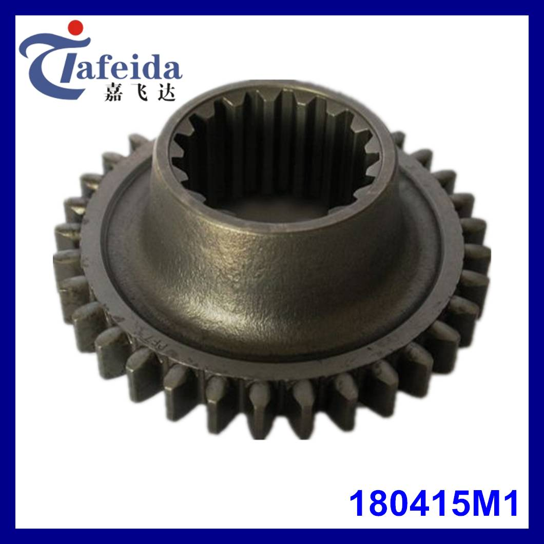 Pinion Gear for MF Agricultural Tractor, Transmission Components, 180415M1, 33T / 17 Spline