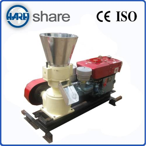 small diesel engine homeuse pellet mill
