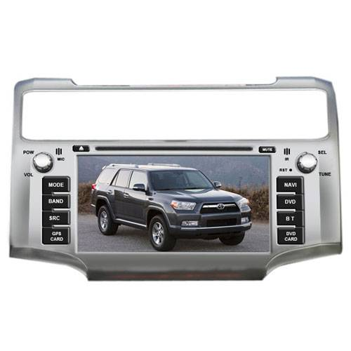 TOYOTA 4 RUNNER Special Car DVD Player GPS Wholesale