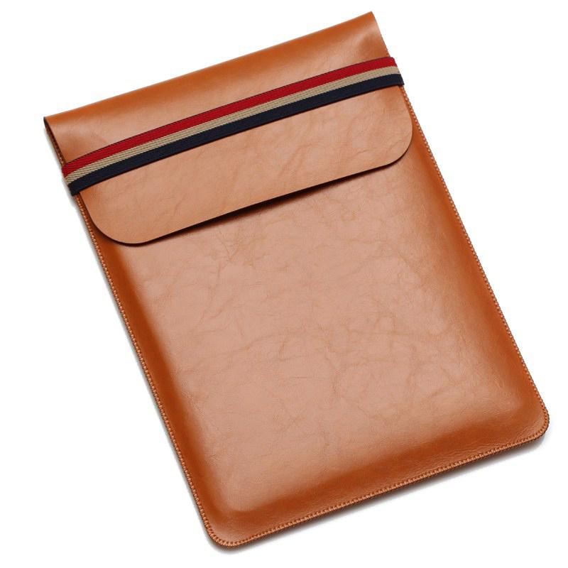 Classic Slim leather Macbook case