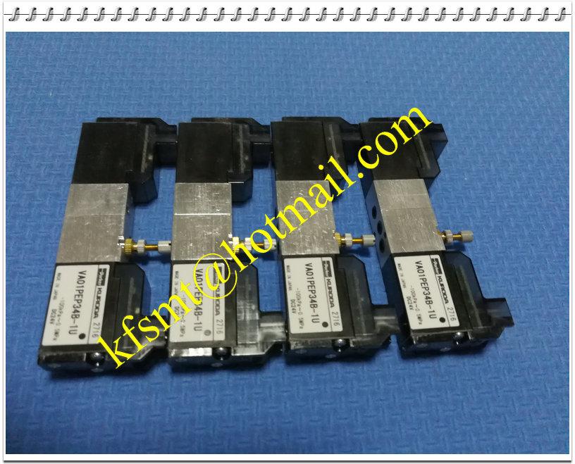 VA01PEP34A-1U SMC Solenoid Valve For Samsung SM321 Machine Metal Material