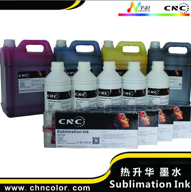 Factory supply high quality heat transfer dye sublimation ink