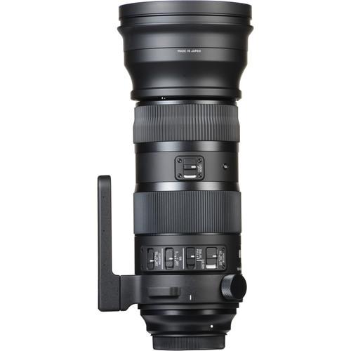 Sigma 150-600mm f5-6.3 DG OS HSM Sports Lens