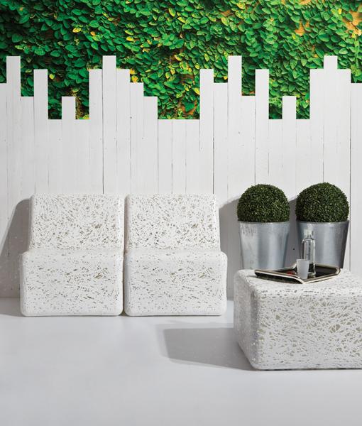 Italian Design Furniture Armchair Outdoor Plastic Chair by Emporium