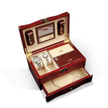 Wooden Jewelry Box JM3018