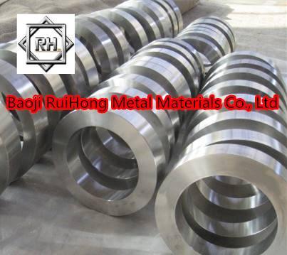 Titanium Ring Gr5