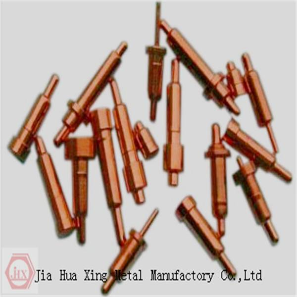 Electronic Power Precision Brass Contact Pin