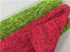 breathable air flow mesh fabric for shoe