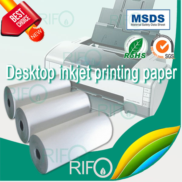 Rpm-150 Label PP Synthetic Paper for Desktop Inkjet Printer