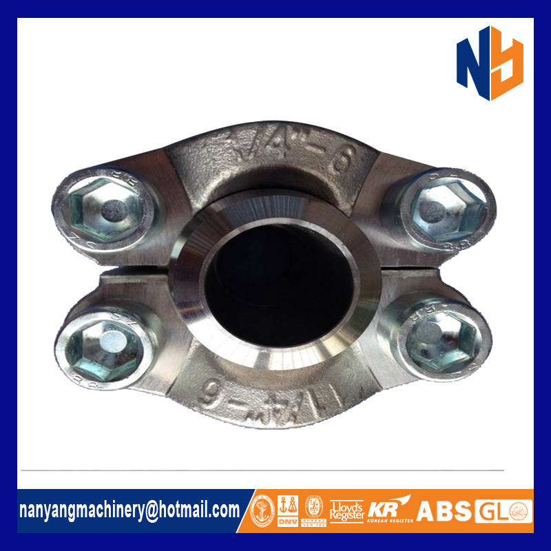 SAE split carbon steel flange