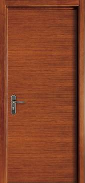 wood flush door price