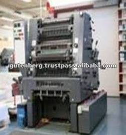Heidelberg Offset Printing Machinery GTO 52 + NP