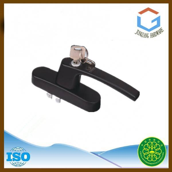 High-quality and best price multi-points aluminum window handle with lock