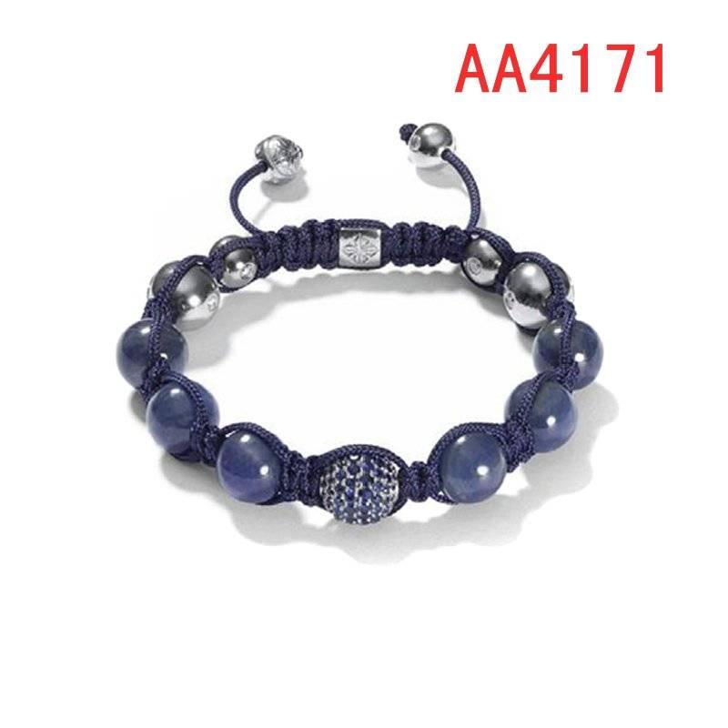 attractive alloy shamballa bracelets for girls
