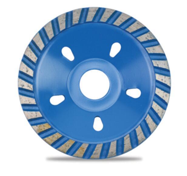 pressed turbo cup wheel