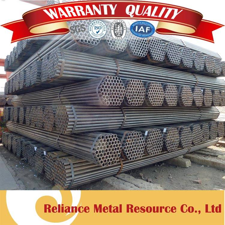 ERW SCHEDULE 40 STEEL PIPE WITH GOOD PRICE