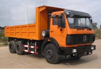 Beiben 6x4 tipper ND3253B38,New dumper truck for sale