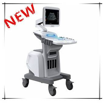 Trolley Ultrasound Scanner with CE & ROHS Approved