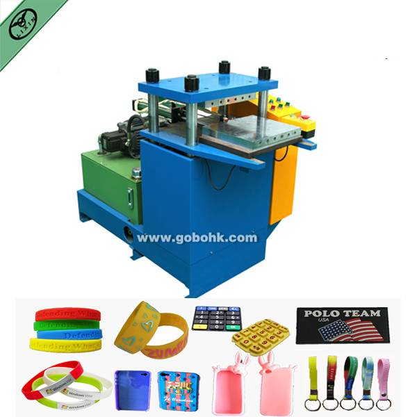 hot selling High efficiency solid silicone automatic cellphone case making machine for factories