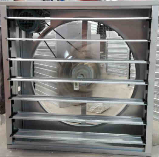 Professional Greenhouse Exhaust Fan Axial Ventilation and Cooling Fan in Qingzhou