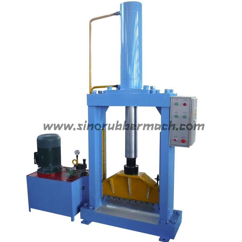 Vertical Rubber Cutting Machine