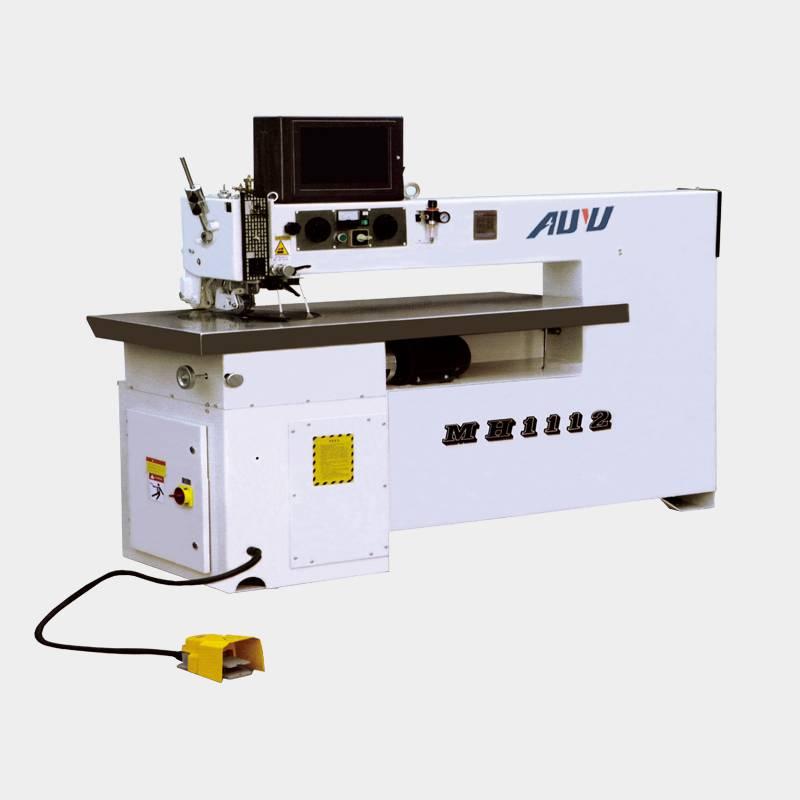 Venner stitcher machine for woodworking