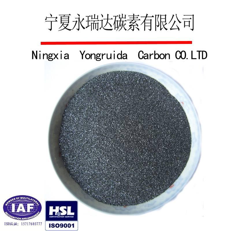 Black silicon carbide/green abrasive