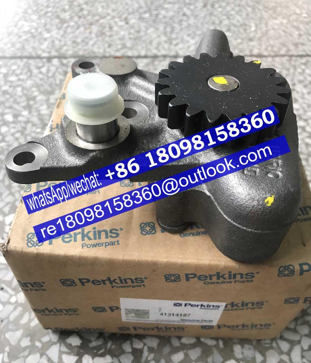 41314187 41314182 4132F071 Perkins oil pump /Caterpillar C4.4 4132F072