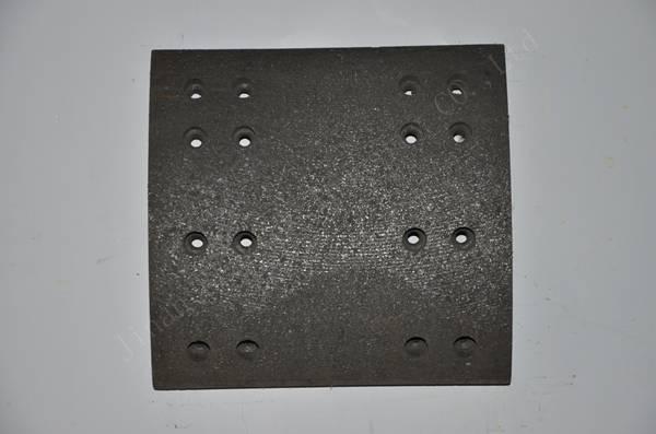 Asbestos,Non Asbestos, Semi-metal Brake Lining for Truck (FMSI 4551E)