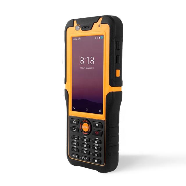 S50V2 oem odm industrial PDA tablet pc handheld rfid reader rugged 4.5 inch 4G lte wifi 3gb ram opti
