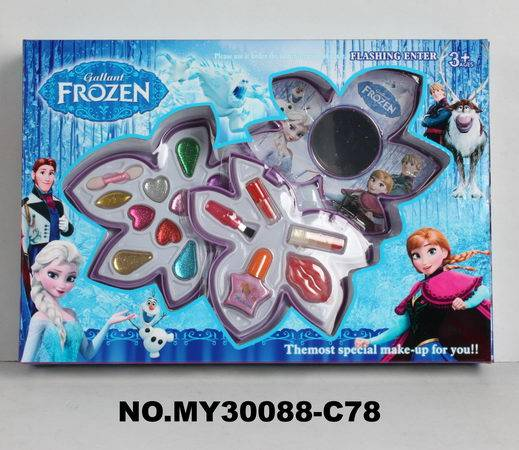 ICE PRINCESS COLOR MAKE UP SET