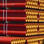 cast iron drain pipes EN877