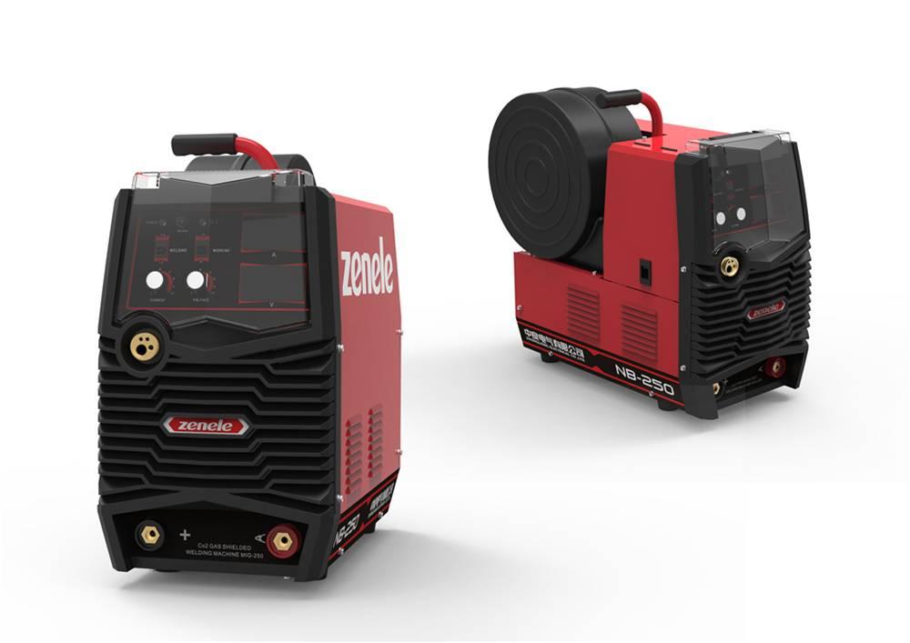 Inverter CO2 Gas Shielded Welding Machine
