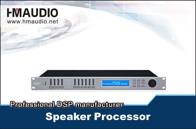 DAP 4060II Digital Speaker Management