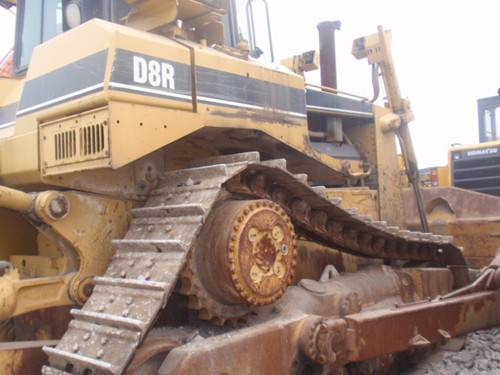 used bulldozer CAT D8R