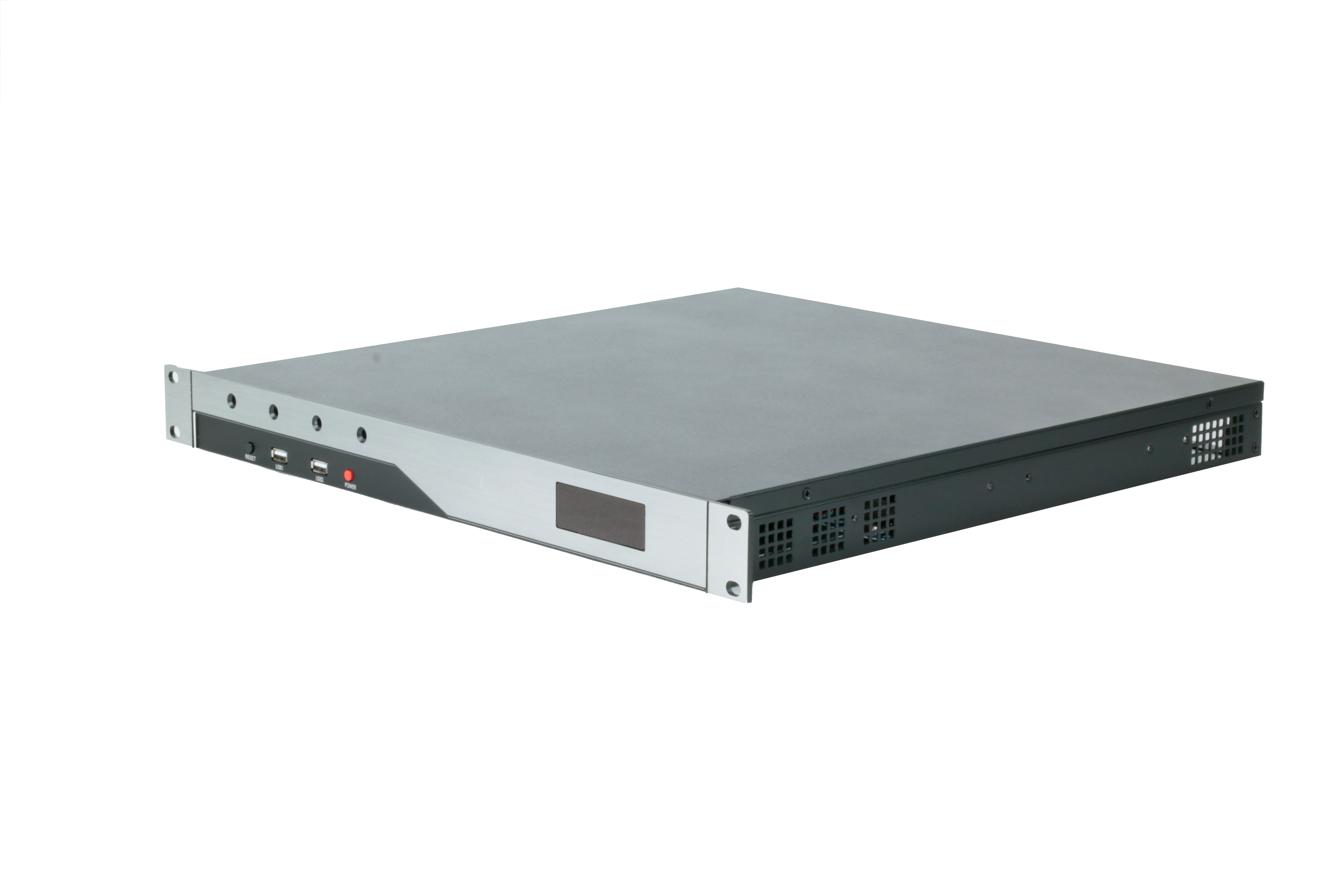 OUMAN 1U 19inch server case with LCD E14202
