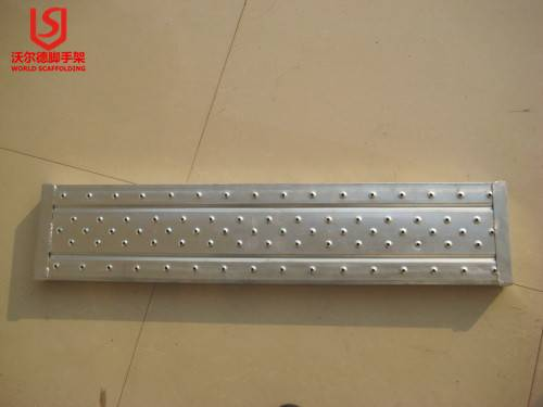 supplier scaffolding metal plank/decking for scaffolding system
