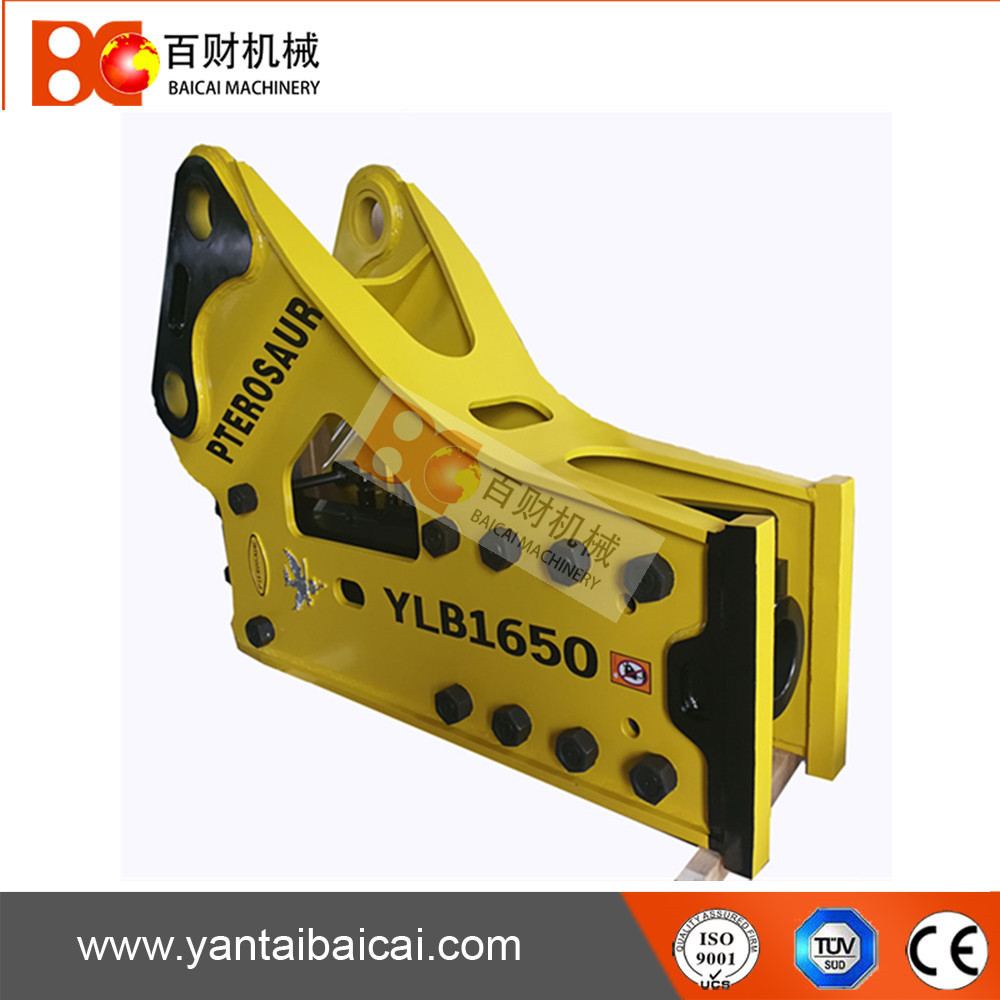 Heavy duty excavator hydraulic breaker hammer for 30-40ton
