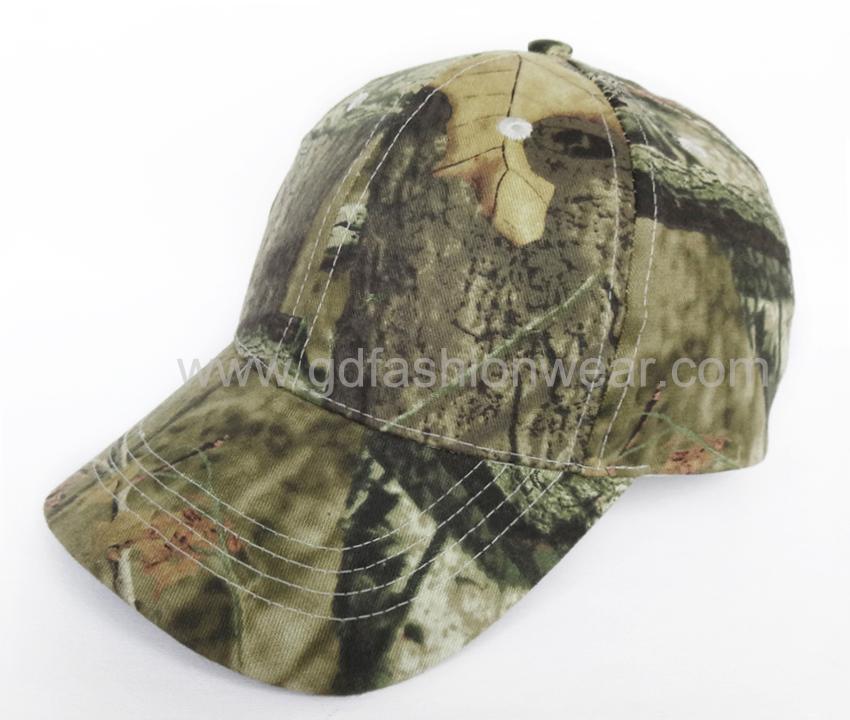 Design your own camo baseball cap