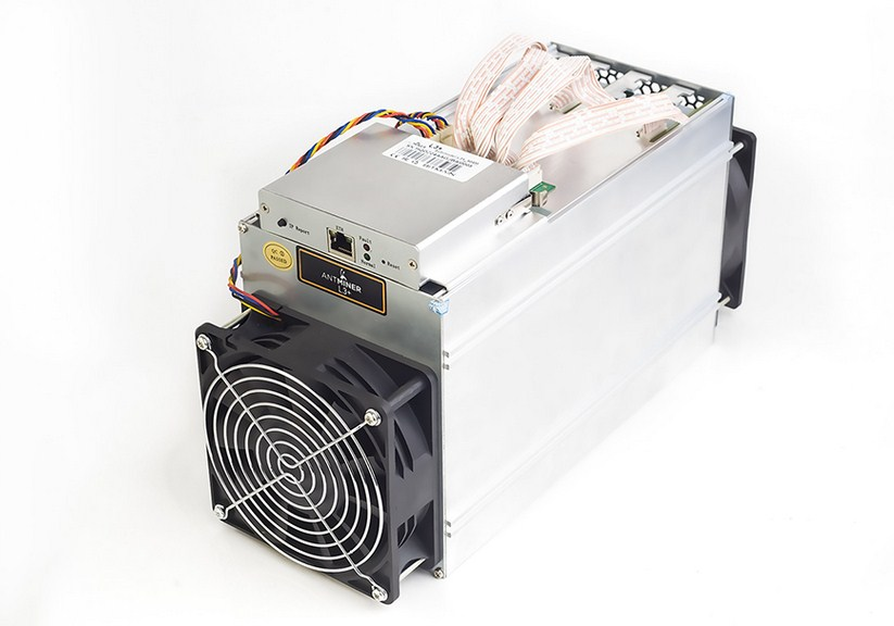 Bitmain Antminer L3+ 504MH/s for Bitcoin Miner