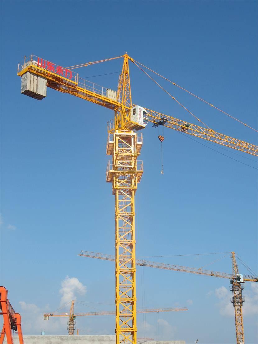 Best Sales QTZ63 tower crane