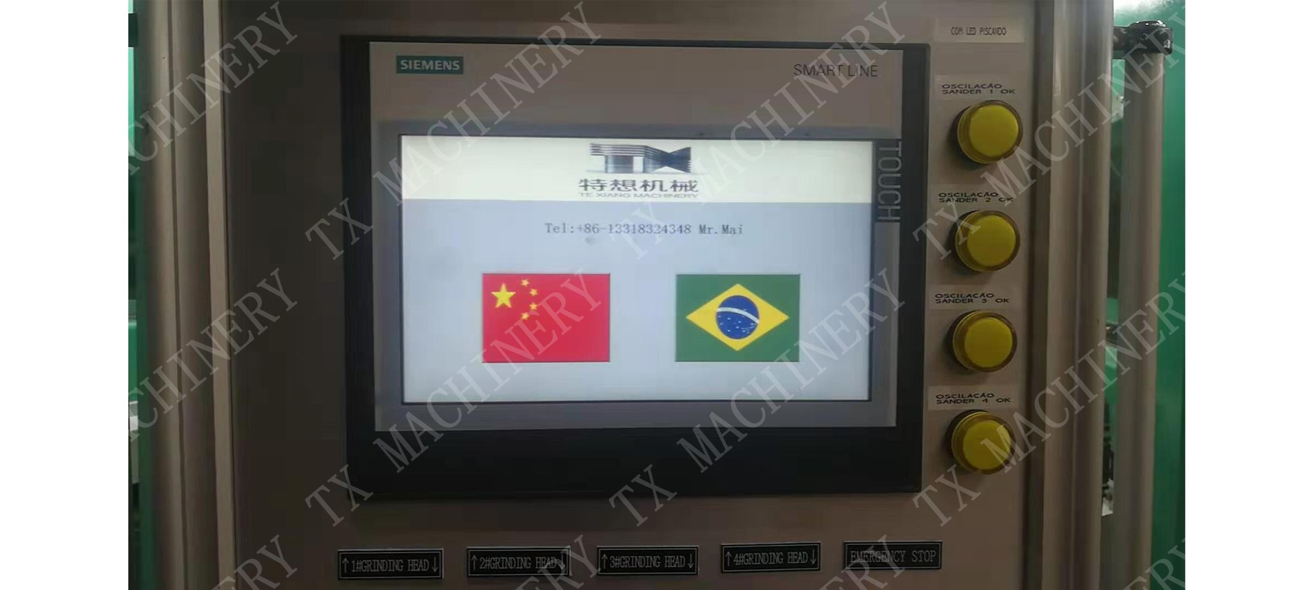 High speed automatic Stainless Steel Coil&Sheet Polishing Machine Line