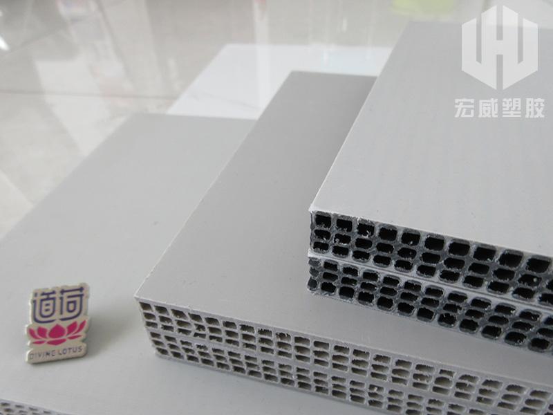 Anti-corrosion PP hollow plastic formwork